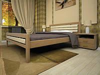 """Деревянная кровать """"Модерн 1"""""""