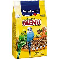 Vitakraft Menu для волнистых попугаев