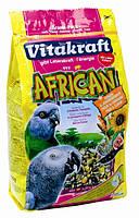 Vitakraft (African) Корм для крупных африканских попугаев