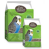 Корм для волнистого попугая Deli Nature 1 кг (Премиум)