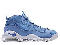 """Оригинальные мужские кроссовки для баскетбола Nike Air Max Uptempo """"University Blue"""" QS"""