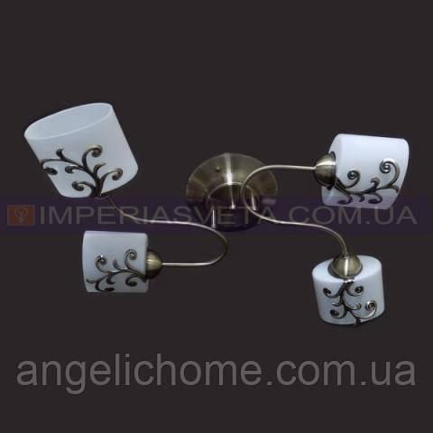 Люстра припотолочная IMPERIA четырехламповая LUX-541221