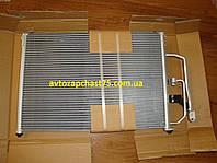 Радиатор кондиционера Daewoo Lanos производство Tempest