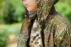 Детский камуфляж костюм ARMY KIDS Лесоход камуфляж Варан 128-134 см, фото 3