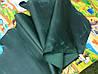 Натуральная кожа КРС Крейзи-хорс зеленого цвета
