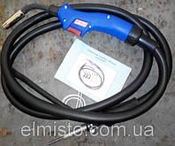 Горелка Искра MIG/MAG 2,5 м 200А cварочная  для полуавтоматов (без клапана)
