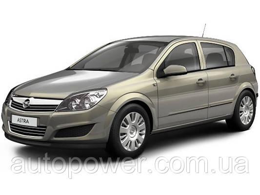 Фаркоп на Opel Astra H хетчбек 2004-