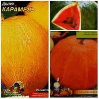 """Комплект семян овощей """"Бахчевое трио"""" 10уп"""