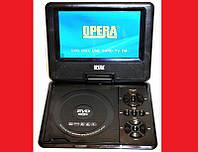 """7.6"""" DVD Opera 3D Портативный двд плеер. Цифровой DVD плеер. Отличное качество. Купить онлайн. Код: КДН1964"""