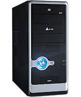 Компьютерный корпус GOLDEN FIELD 8197B, MidiTOWER ATX P460W