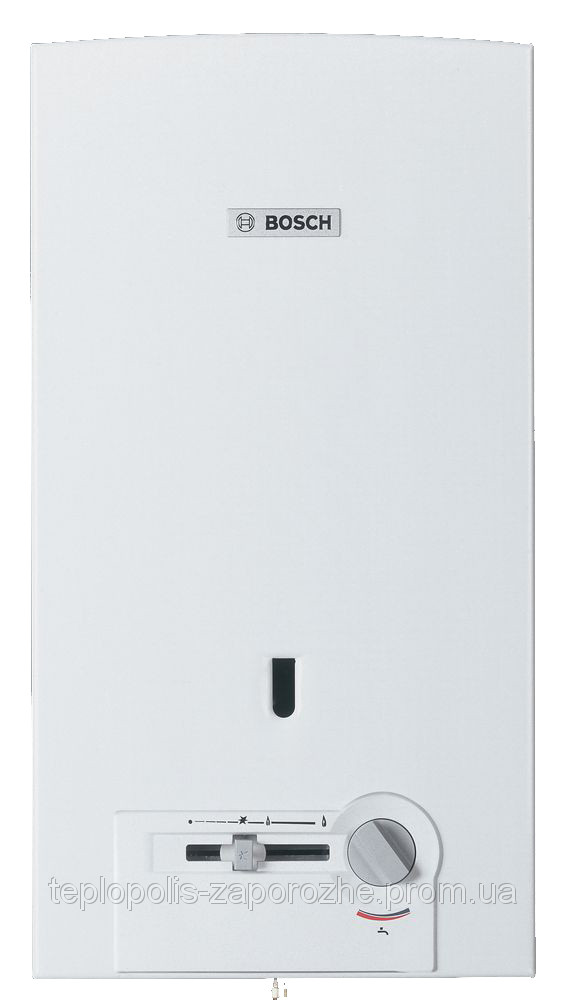 Дымоходная газовая колонка Bosch WR 10-2 B
