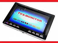 Портативный телевизор USB SD 7,5''. Высокое качество. Портативный и практичный телевизор. Купить. Код: КДН1965