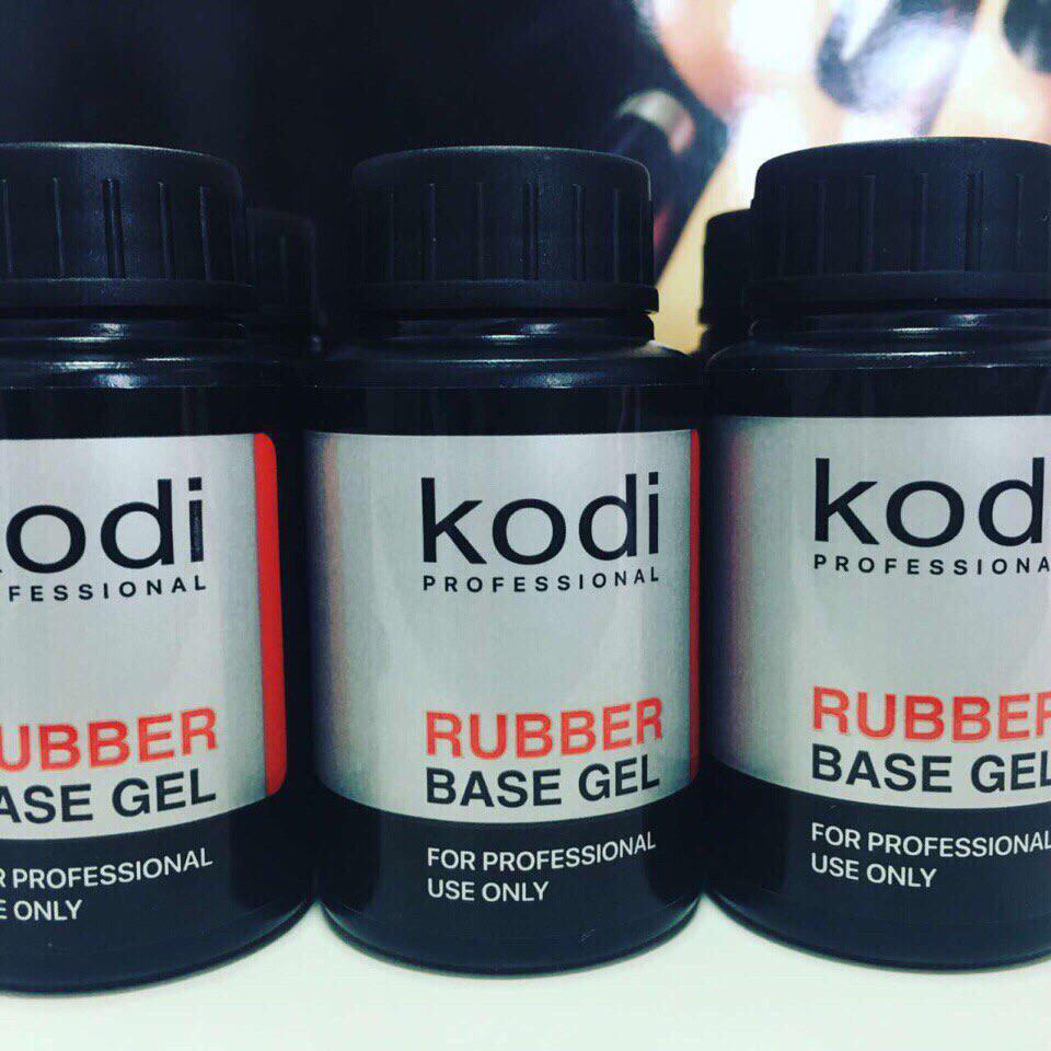 Rubber base kodi Professional 30 мл ( не оригінал ) - Beauty Lady в Хмельницком