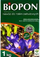 """Минеральное Удобрение для луковичных растений ТМ """"BIOPON"""" 1кг"""