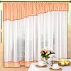 Готовые кухонные занавески, фото 9
