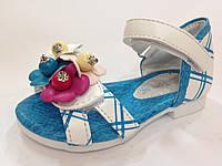 Босоножки и сандалии на девочку, детская стильная, модная летняя обувь тм Tom.m р.21,22