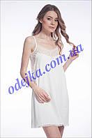 Домашнее платье, сорочка женская  LND 035/001 (ELLEN). Коллекция весна-лето 2017! Спешите быть первыми!