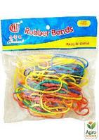 Пакет разноцветных резинок для офиса, дома и школы 80шт