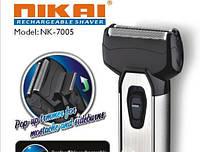 Электробритва с триммером NIKAI NK-7005 бритва