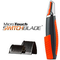 Микро тач свичблейд, Триммер для носа, Триммер micro touch max, Micro touch max