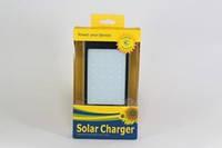 Портативное зарядное устройство на солнечной батареей+светодиодный фонарь POWER BANK SOLAR+ Led 15000ma 803