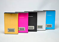 Портативное зарядное устройство Power Bank P-910 Pineng 11200 mAh Original, внешний аккумулятор