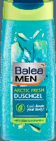 Гель для душа Balea MEN Duschgel arctic fresh 300 ml (14 шт/уп)
