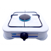 Газовая плита Starlux SL-2811, 1-комфорочная газовая плита, настольная переносная компактная газовая