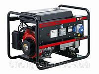 Однофазный бензиновый сварочный генератор Genmac Combiflash 201R (6,5 кВт)