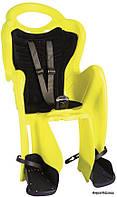 Детское кресло Bellelli Mr Fox Clamp, желтое Hi-Viz