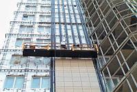 Монтаж светопрозрачного фасада остекление  под ключ, фото 1