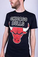 Футболка Liberty - Chicago Bulls Classic Logo, Black