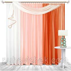 Модный комплект штор для спальни и детской комнаты 9