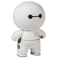 Мини-Колонка Lesko BL А9 белый Bluetooth музыка портативный динамик музыкальный игрушка смартфона android