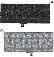 """Клавиатура для Apple MacBook Pro 13.3"""" A1278 MC374 MC700 MB466 MB467 MB990 (раскладка RU, вертикальный Enter)"""