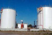 РВС-1000 куб. м. для светлых нефтепродуктов.Изготовление и монтаж под ключ