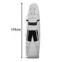 Манекен футбольный надувной Yakimasport 100163