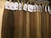 Славянские волосы русые неокрашенные 55-95 см