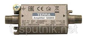 Усилитель спутниковый TERRA SA003