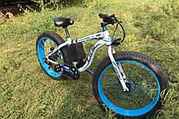 Электровелосипед LKS Fatbike, 350 Вт