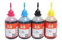 Пигментные чернила для HP Officejet Pro 8660 Lucky Print (4*100 ml)