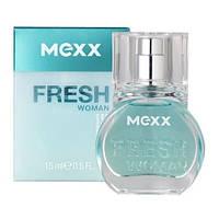 Mexx Fresh Woman EDT 15ml (ORIGINAL)