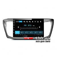 Штатная магнитола Sound Box SB-1110 на Android с WiFi, GPS навигацией и Bluetooth для Honda