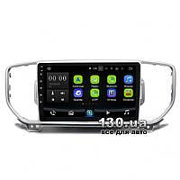 Штатная магнитола Sound Box SB-2011 на Android с WiFi, GPS навигацией и Bluetooth для Kia