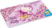Карандаши цветные трёхгранные Hello Kitty 12 шт.