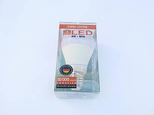 Светодиодная лампа 8w NUMINA теплая, фото 2