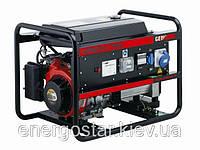Трехфазный бензиновый сварочный генератор Genmac Combiflash 221RE (6,5 кВа)