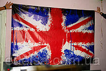 Прапорна тканина, друк прапорів, виготовлення прапорів з символікою