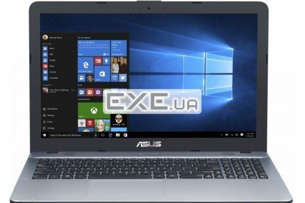"""Ноутбук Asus X541NA-GO124 15.6"""" Pentium N4200 4GB 500GB Intel HD Linux Silver (90NB0E83-M01750) - EXE.ua by kam.in.ua, Интернет-магазин в Киеве"""