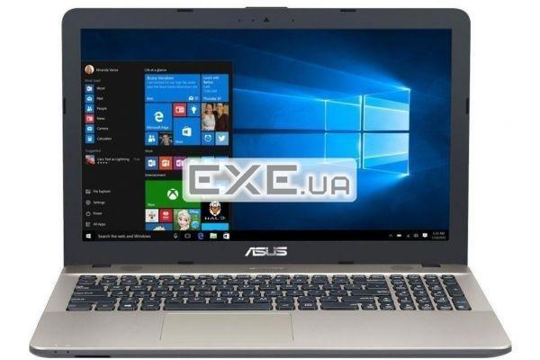 """Ноутбук Asus X541NA-GO102 15.6"""" Pentium N4200 4GB 500GB Intel HD Linux Black (90NB0E81-M01700) - EXE.ua by kam.in.ua, Интернет-магазин в Киеве"""